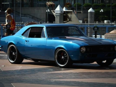 1967 Chevrolet Camaro Pro Touring for sale