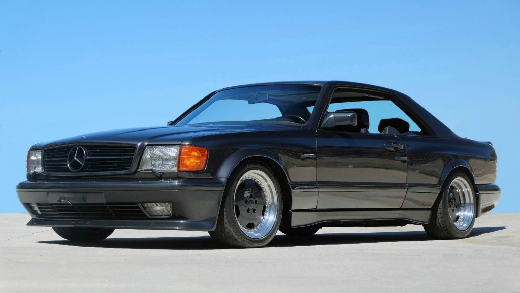 1990 Mercedes Benz AMG 560sec 6.0 Wide Body