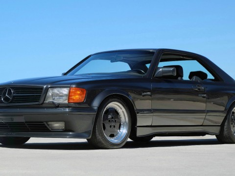 1990 Mercedes Benz AMG 560sec 6.0 Wide Body for sale