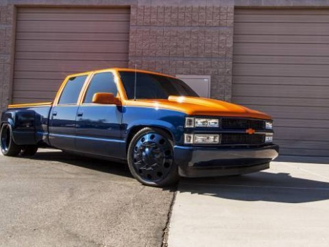 1995 Chevrolet C/K Pickup 3500 for sale