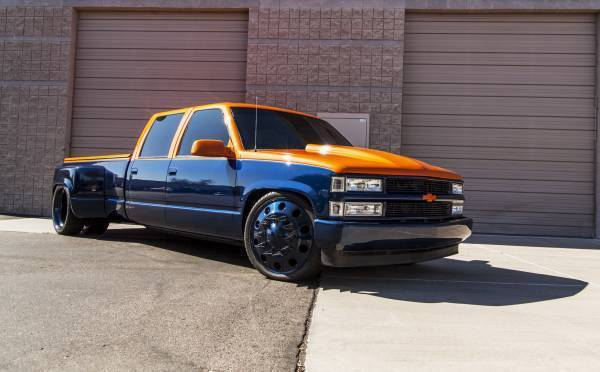 1995 Chevrolet C K Pickup 3500 For Sale