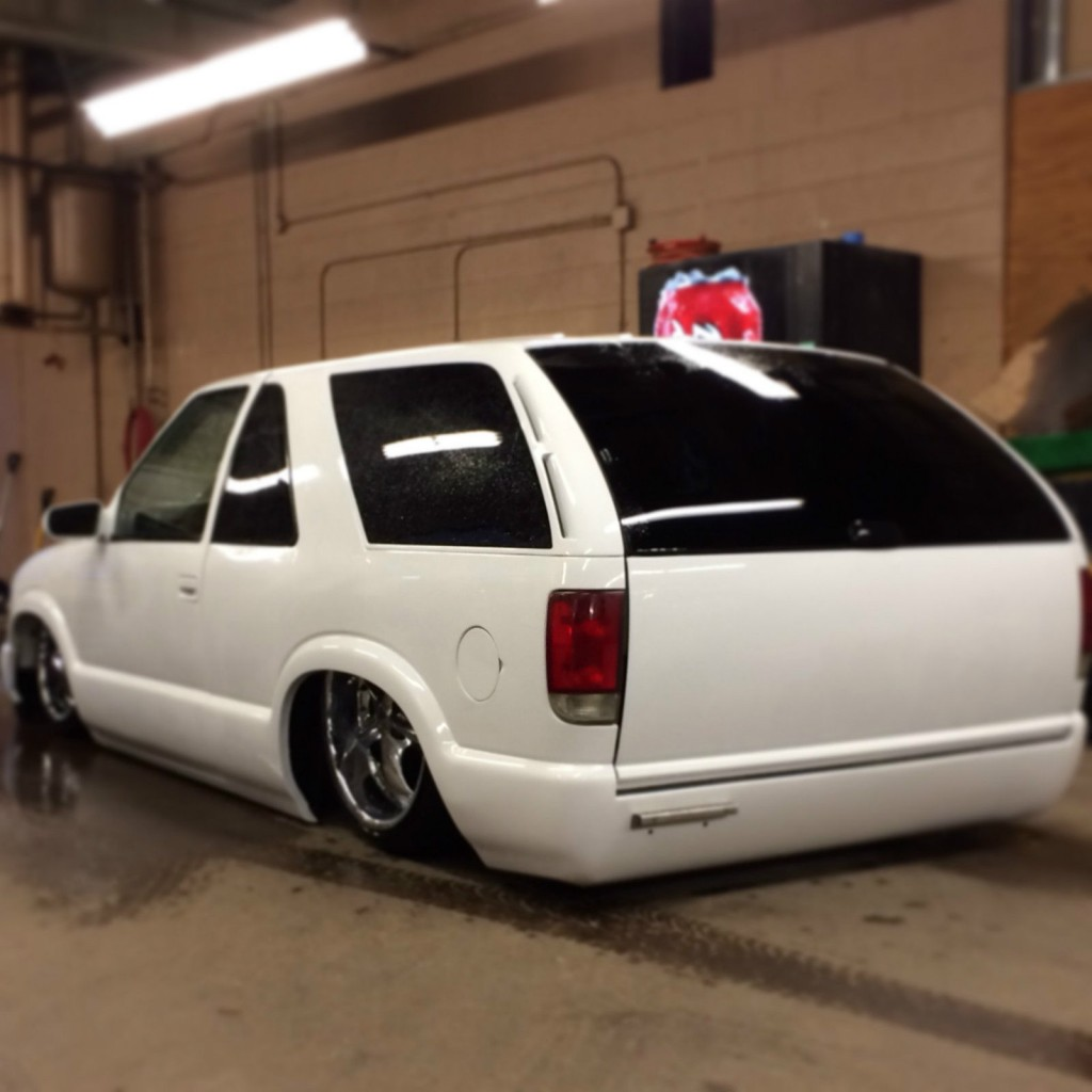 1999 Chevrolet Blazer For Sale