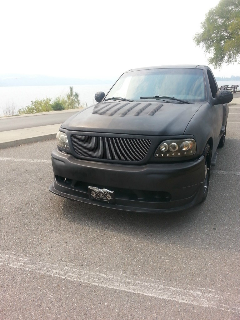 2001 Mustang Front Bumper Cover >> 2001 Ford F 150 for sale