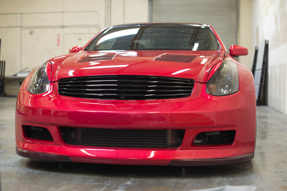 2006 infiniti g35 twin turbo wide body g35 coupe 500hp for sale. Black Bedroom Furniture Sets. Home Design Ideas