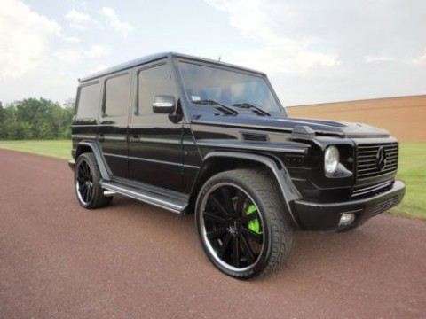 2007 Mercedes Benz G Class for sale