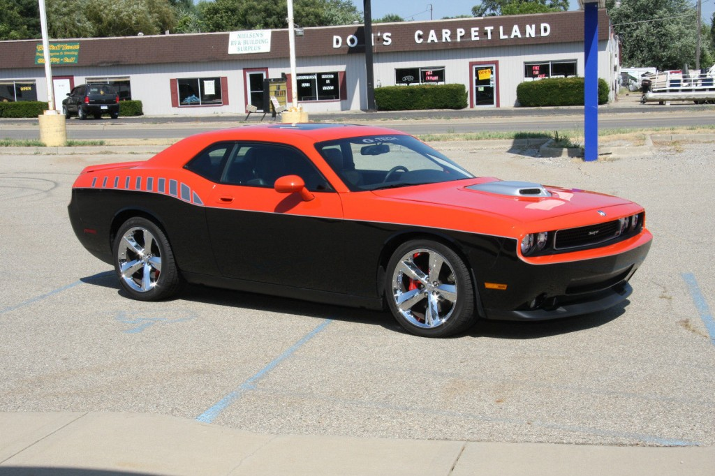 2008 dodge challenger srt for sale. Black Bedroom Furniture Sets. Home Design Ideas