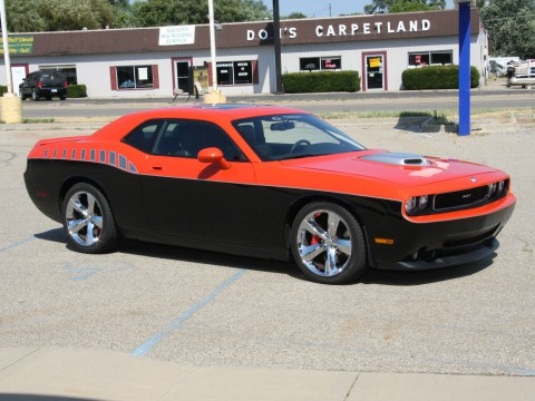 2008 Dodge Challenger SRT for sale