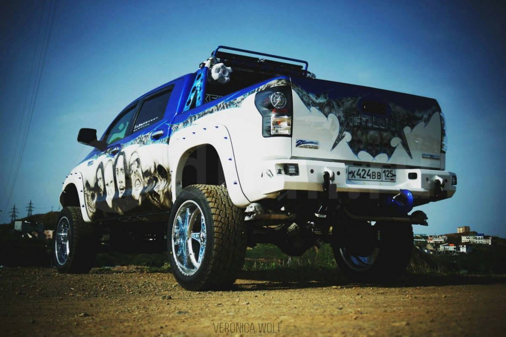 2008 Toyota Tundra Crew Max Limited