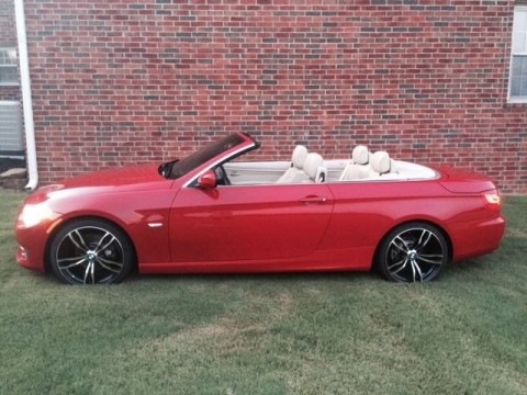 2011 BMW 328i Convertible Hardtop 2 Door 3.0L for sale