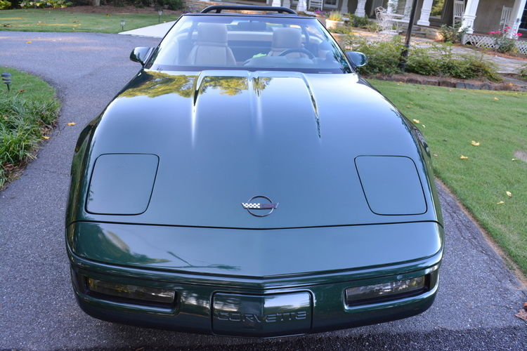 1992 Chevrolet Corvette 6 Speed Supercharged 383ci