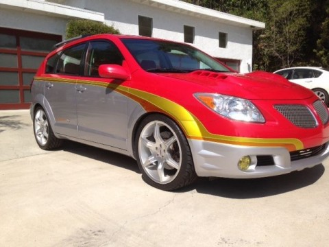 2005 Pontiac Vibe GT Mulholland Built for sale