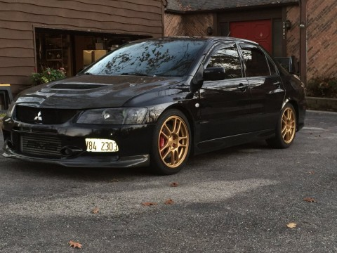 2006 Mitsubishi Lancer Evolution IX for sale