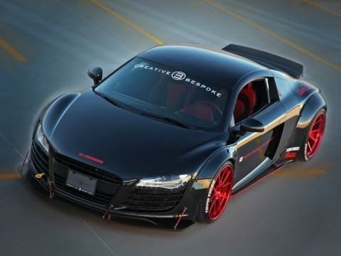 2008 Audi R8 Liberty WALK for sale