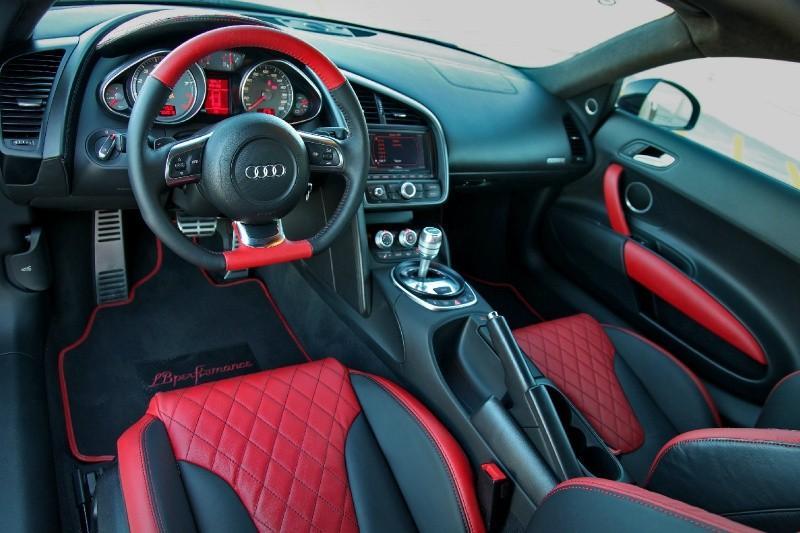 2008 Audi R8 Liberty WALK