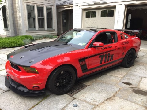 2012 Ford Mustang Boss 302 Street Legal Modified Cortex JRi Ford Racing for sale