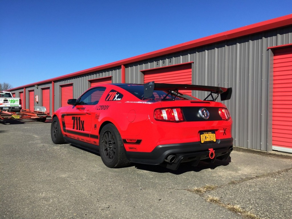 2012 Ford Mustang Boss 302 Street Legal Modified Cortex JRi Ford Racing