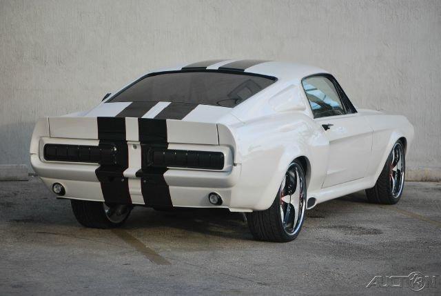 1967 Ford Fastback Mustang Eleanor Gt500 KIT Custum Built