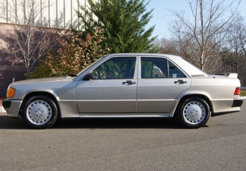 1986 Mercedes Benz 190E 2.3 16 Sedan for sale