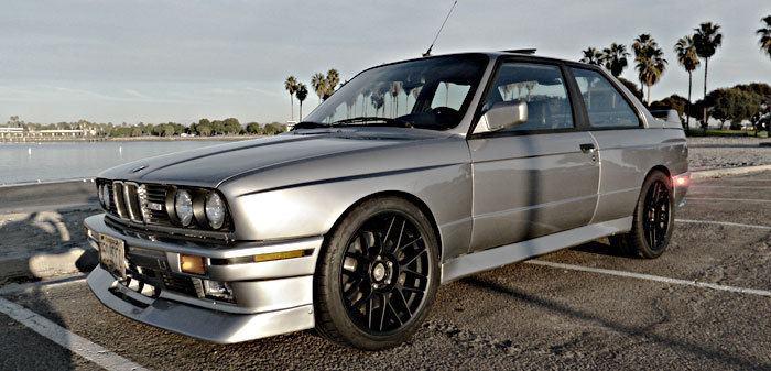 1988 Bmw M3 E30 For Sale