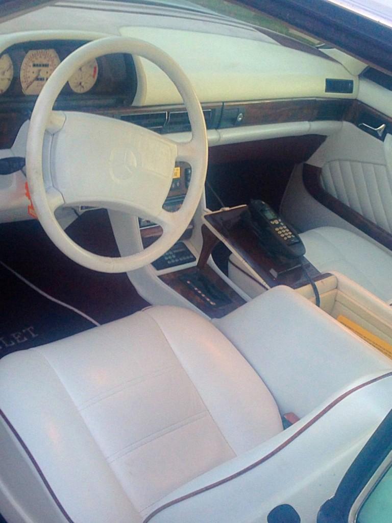1988 Mercedes Benz 560sec AMG 1000sec Carat Cullinan by Duchatelet