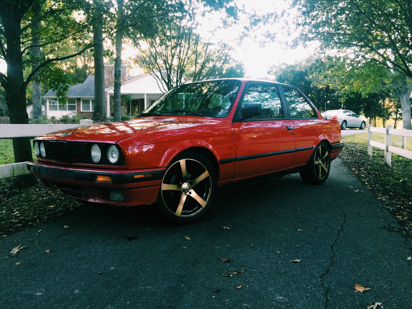 1989 BMW 325i S52 for sale