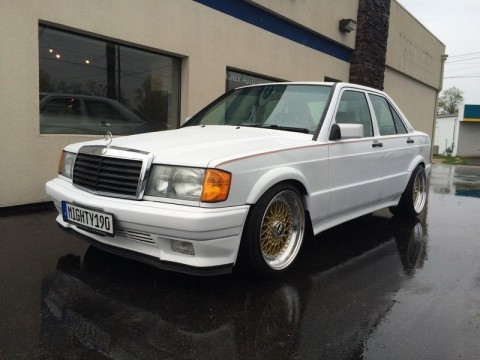 1989 Mercedes Benz 190 Series for sale