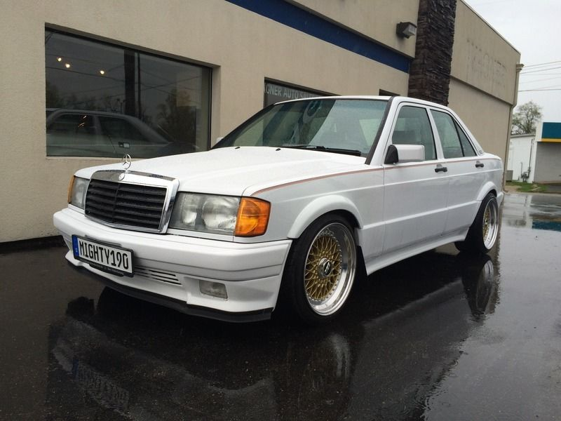 1989 mercedes benz 190 series for sale for Mercedes benz 190 for sale