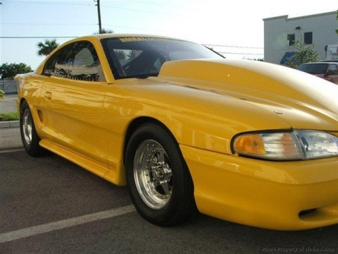 1994 Ford Mustang Cobra 88MM Turbo Pro Street for sale