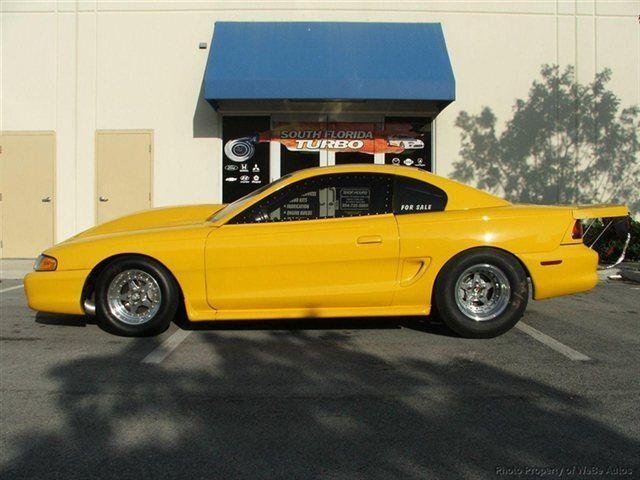 1994 Ford Mustang Cobra 88MM Turbo Pro Street