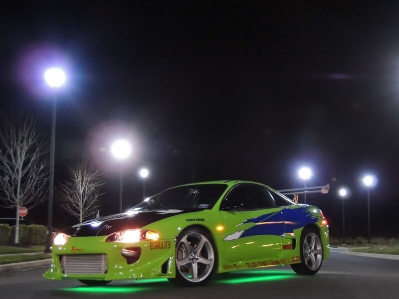 Fast And Furious Cars For Sale >> 1999 Mitsubishi Eclipse FAST AND Furious Clone Replica ...