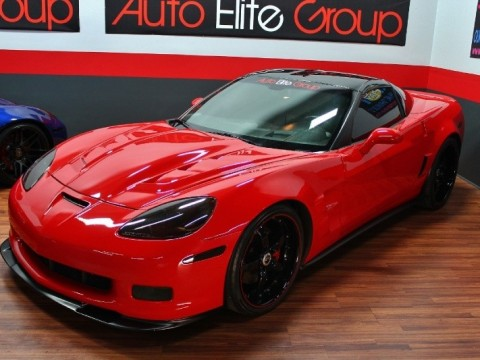 2007 Chevrolet Corvette, Custom ZR1 BODY KIT, COR WHEEL for sale