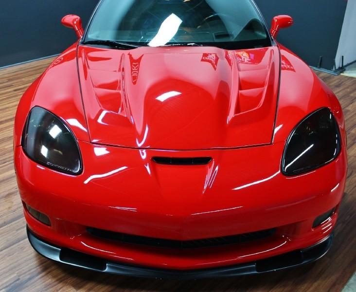 2007 Chevrolet Corvette Custom Zr1 Body Kit Cor Wheel