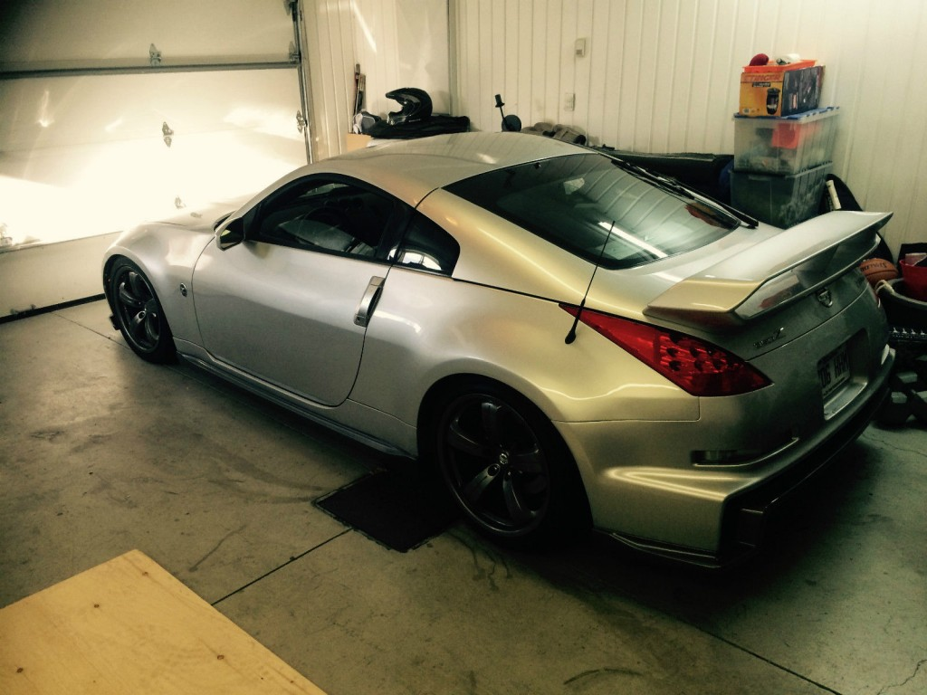 2008 Nissan 350z Nismo Coupe 2 Door 3 5l For Sale