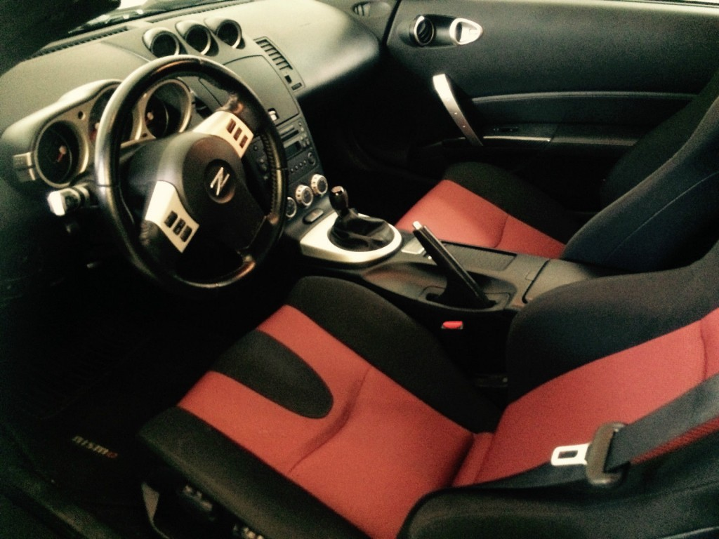2008 Nissan 350Z Nismo Coupe 2 Door 3.5L