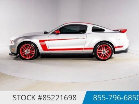 2012 Ford Mustang Boss 302 Laguna Seca for sale
