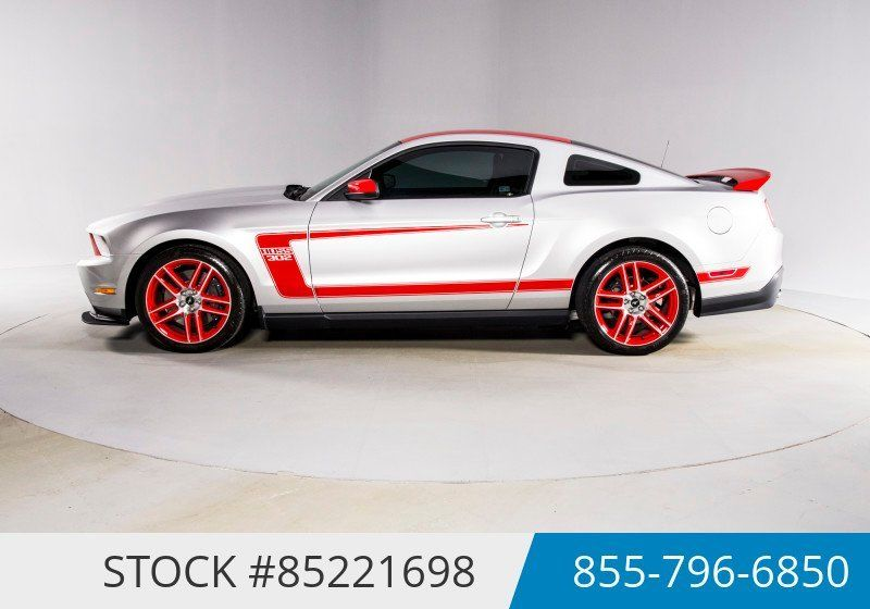 2012 Ford Mustang Boss 302 Laguna Seca For Sale