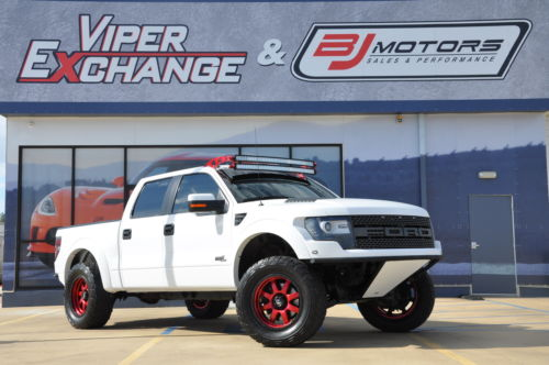 "2005 Ford Mustang For Sale >> 2013 Ford F-150 Raptor ""Trophy Stadium Truck"" for sale"