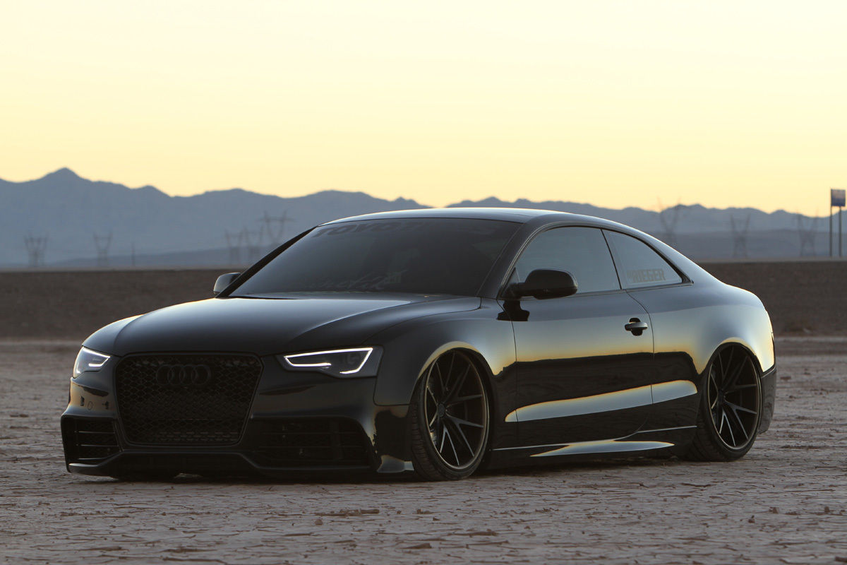 Audi Build Your Own >> 2014 Audi A5 SEMA custom car for sale