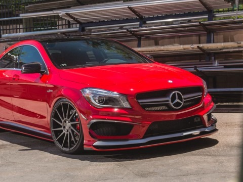 2014 Mercedes Benz CLA45 AMG Class for sale