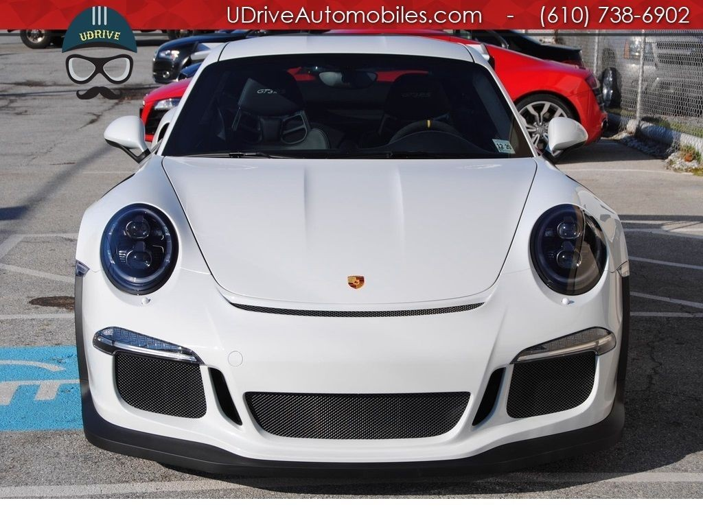2016 Porsche 911 Gt3 Rs For Sale