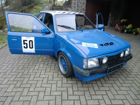 1984 Opel Kadett E Technik.C20xe for sale
