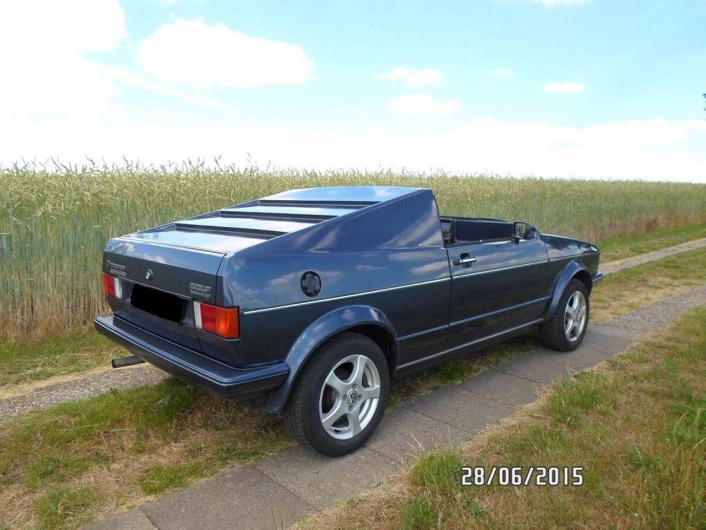 1986 vw golf 1 cabrio roadster custom tuning for sale. Black Bedroom Furniture Sets. Home Design Ideas
