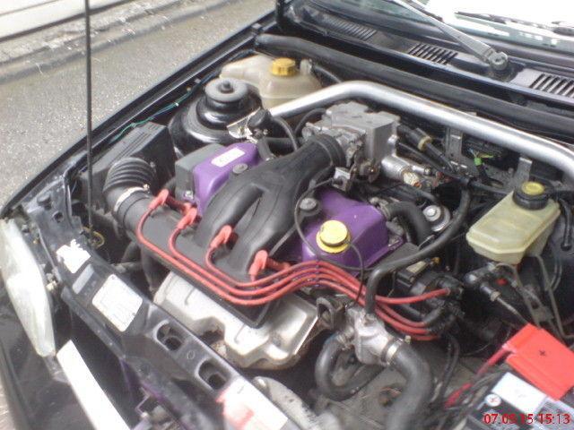 1991 Ford Fiesta GFJ XR2i tuning