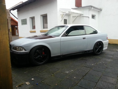 1994 BMW E36 Coupe 318is bodykit tuning for sale