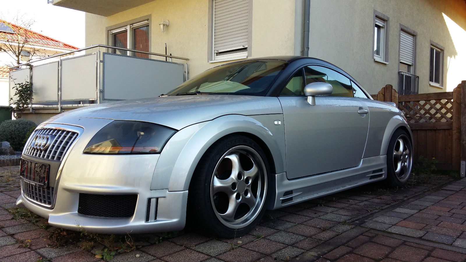 1999 audi tt 8n 1 8t tuning for sale. Black Bedroom Furniture Sets. Home Design Ideas