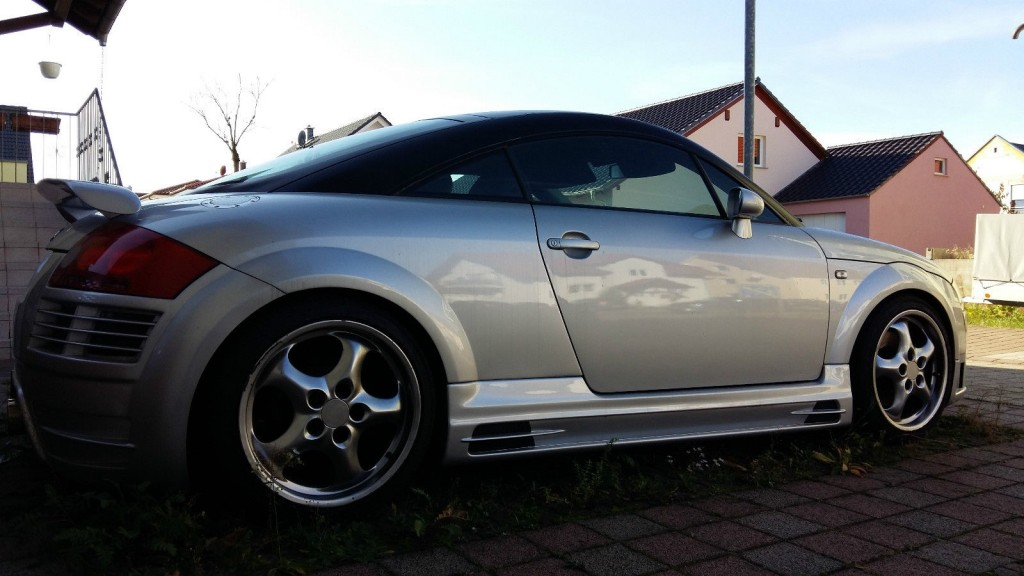 Audi Rs7 Seats For Sale >> 1999 Audi TT 8N, 1,8T tuning for sale