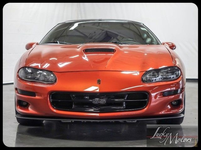 2001 Chevrolet Camaro SS 1LE Coupe