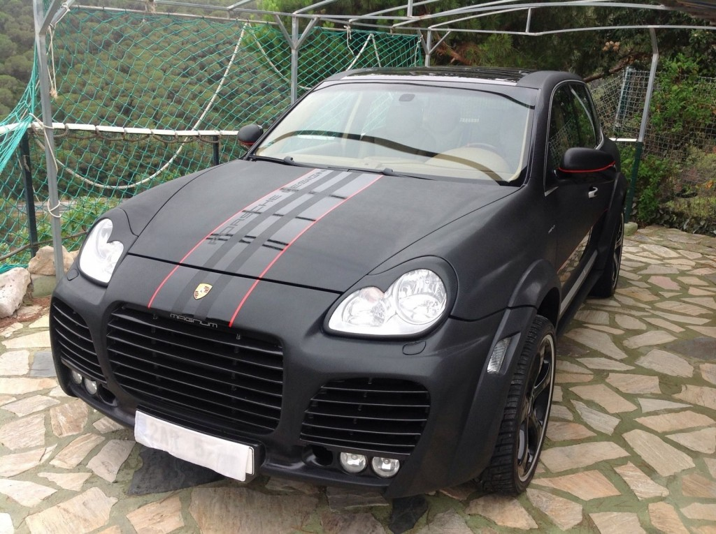 2004 porsche cayenne magnum v8 4 5 22 techart alus for sale. Black Bedroom Furniture Sets. Home Design Ideas