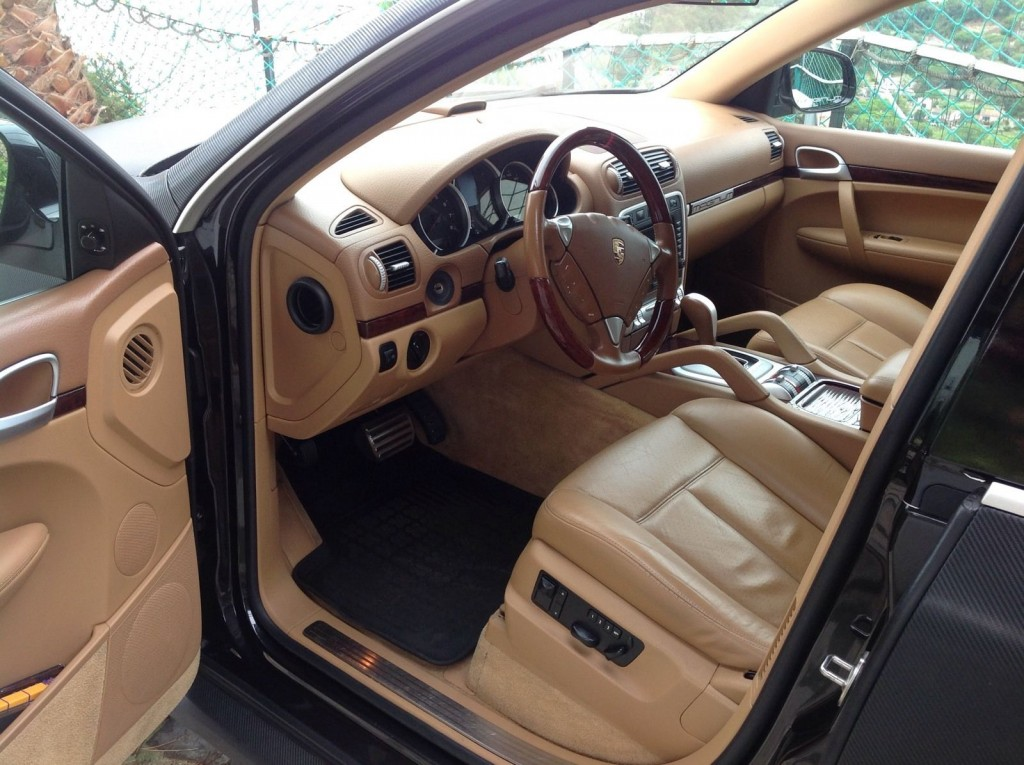 2004 Porsche Cayenne Magnum V8 4,5 22 Techart Alus
