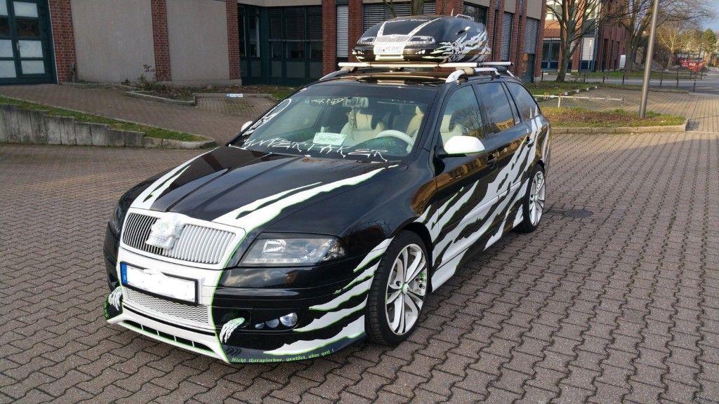 2006 Skoda Octavia Show Car For Sale